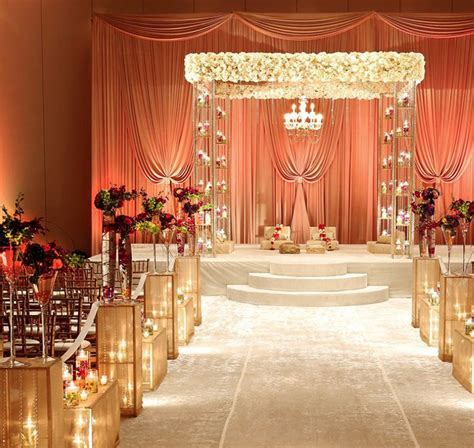 1000  ideas about Wedding Mandap on Pinterest   Indian
