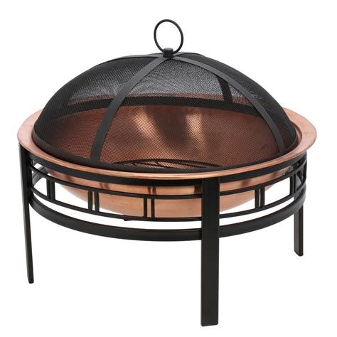 mission pits cobraco cast iron copper pit fb6132 the home depot
