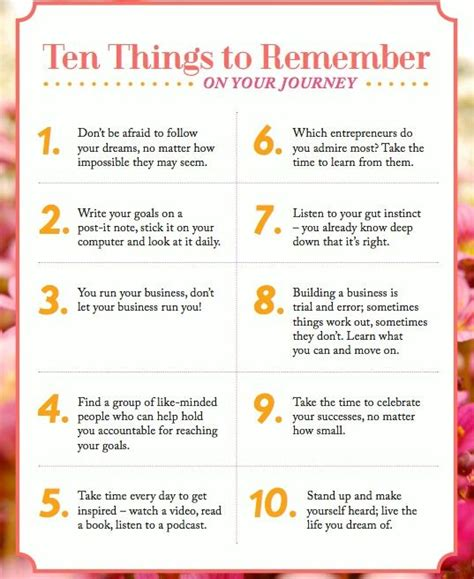 5 Things To Check Out 2 by Citations R 233 Ussite Succes 10 Things To Remember On Your