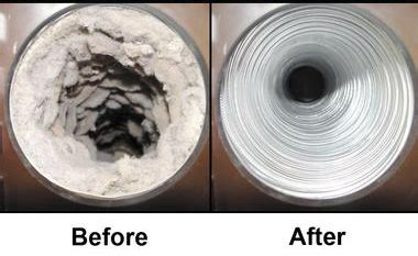 how to clean lint from inside dryer cabinet castle cleaners pressure washing gutter windows air ducts