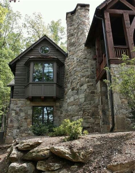stone and wood homes stunning stone and wood home for the home pinterest