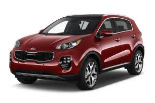 Kia Sportage 4 2017 Kia Sportage Reviews And Rating Motor Trend