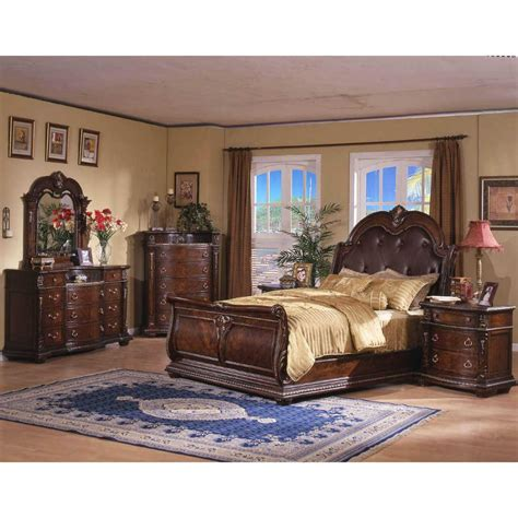 davis bedroom furniture davis direct coventry queen sleigh bed dresser mirror