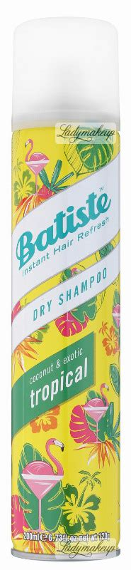 Batiste Shoo Tropical 200ml batiste shoo tropical 200 ml