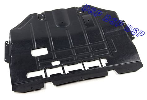 peugeot 307 undertray peugeot 307 2001 2008 undertray engine cover