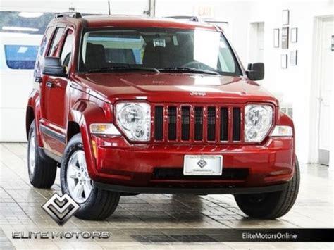 09 Jeep Liberty Buy Used 09 Jeep Liberty 4x4 4wd Local Trade Alloys