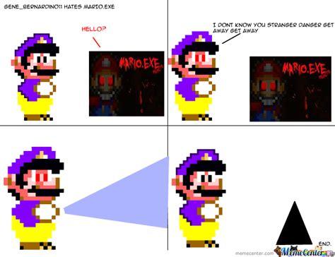 What Is A Meme Exle - gene bernardino11 hates mario exe by luqmanulhakim meme