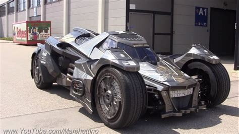 Bat Lamborghini The V10 Lamborghini Batmobile Is The Most Car