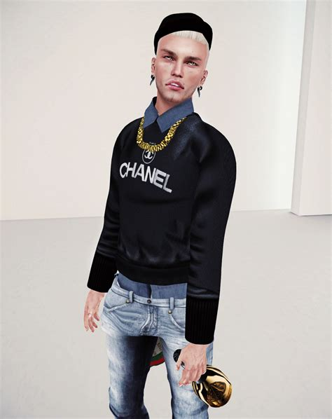 chanel sweater for clothing from luxury brands