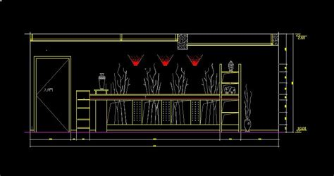 printable area autocad restaurant design template v 1 cad drawings download cad