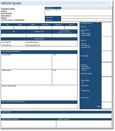it quotation template quotation templates free quotes for word excel