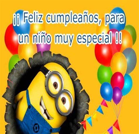 imagenes de feliz cumpleaños amiga de los minions bellas imagenes de minions con frases de feliz cumplea 241 os