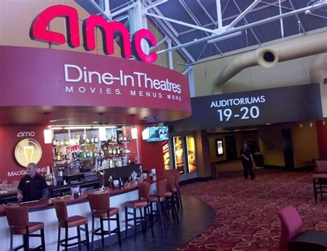 Kitchen Island Seats 6 by Amc Dine In Theatre Opens At Downtown Disney Orlando The