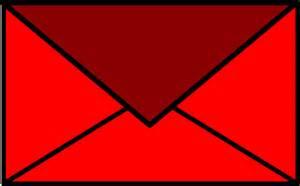 red envelope clip art at clker com vector clip art