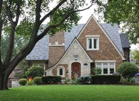 brick cottage house plans the 1920s tudor revival cottage pictured below is located