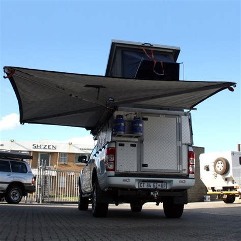 truck cer awnings alu cab shadow awning alu cab canopy ok4wd 4runner