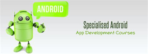 online tutorial for android application development mobile application development training courses in london