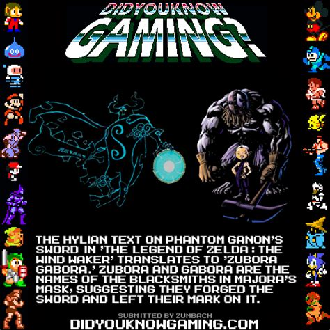 tumblr themes zelda did you know gaming zelda fun facts