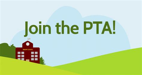 join the pta maury elementary