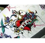 Cool Heart Graffiti Designs For Inspiration