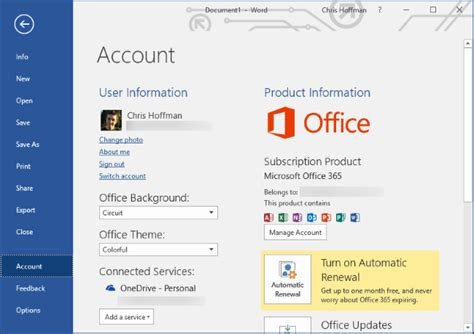 Office 365 Subscription What S The Difference Between Office 365 And Office 2016