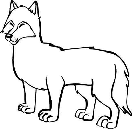Coloriage 195 Dessiner Loup Rigolo Coloriage Magique Le Loup Est Revenul L