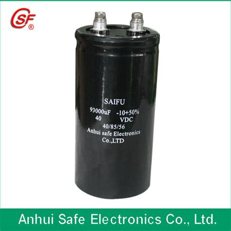 charge recycling capacitor 93000uf 40vdc aluminum electrolytic capacitor buy aluminum electrolytic capacitor 93000uf
