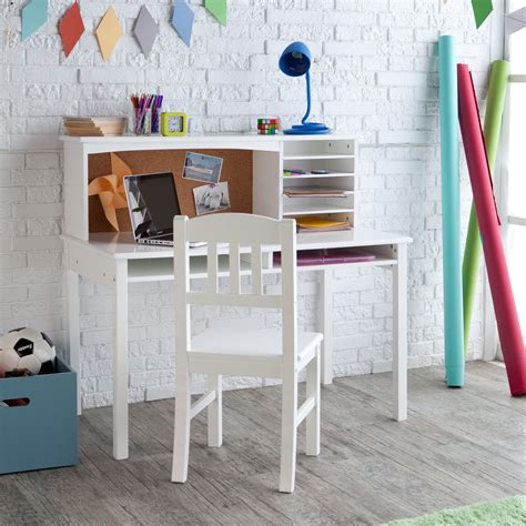 white desks for teenagers brown stained wooden loft bunk bed built in teenagers