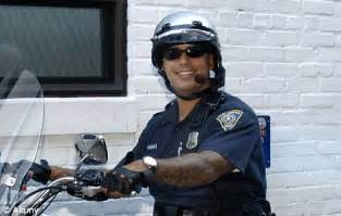 can cops have tattoos sheriff bans officers from tattoos and gold teeth