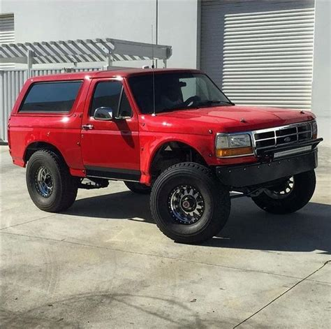 bronco trophy truck ford bronco baja ready baja pinterest ford bronco