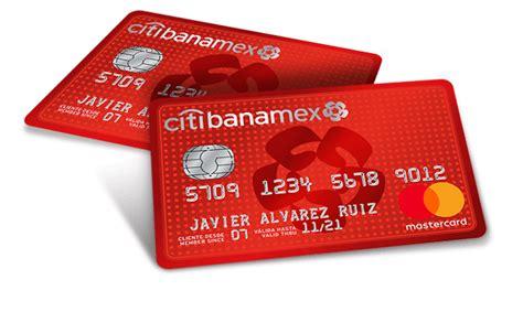 requisitos para obtener una tarjeta de crdito de el banco agrario tarjeta de cr 233 dito cl 225 sica requisitos citibanamex com