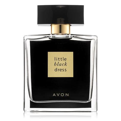 black dress eau de parfum spray by avon