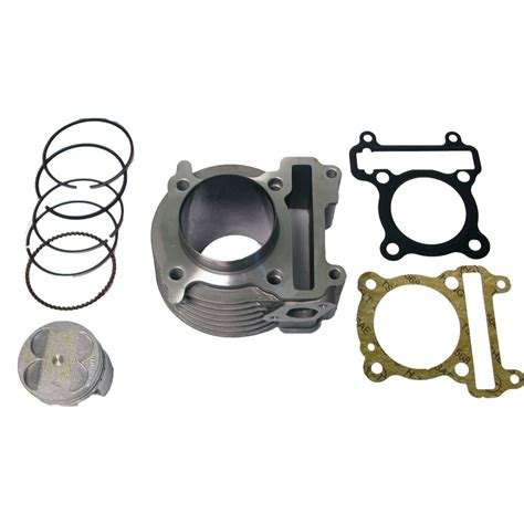 Seal Set Barrel aw motorcycle parts barrel 4 stroke 150cc scooter 58 50mm