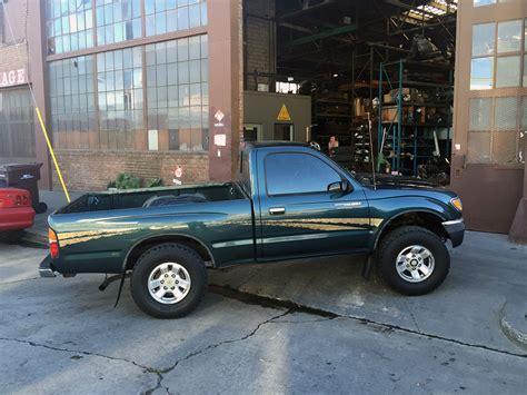1996 Toyota Tacoma 4x4 1996 Toyota Tacoma 4 215 4 Grand Mighty