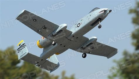 Promo Dynam A 10 Thunderbolt Ii With Retracts 2 4g Dy8933 dynam a 10 thunderbolt ii v2 64mm edf rc jet with retracts 1080mm wingspan ready to fly
