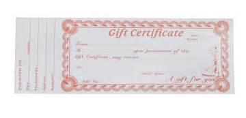 blank gift cards blank gift certificates general gc
