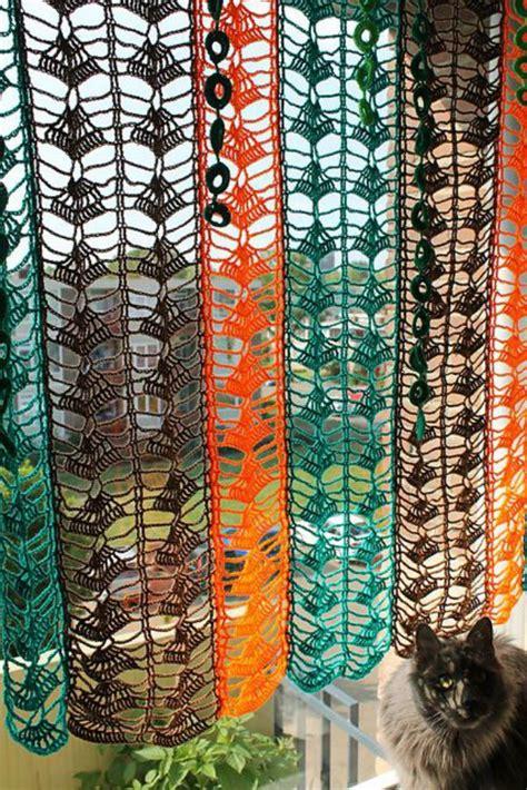 crochet curtains patterns 25 best ideas about crochet curtain pattern on pinterest