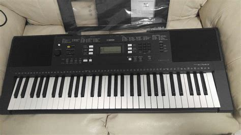 Keyboard Yamaha E343 letgo yamaha psr e343 electric key in elizabethport nj