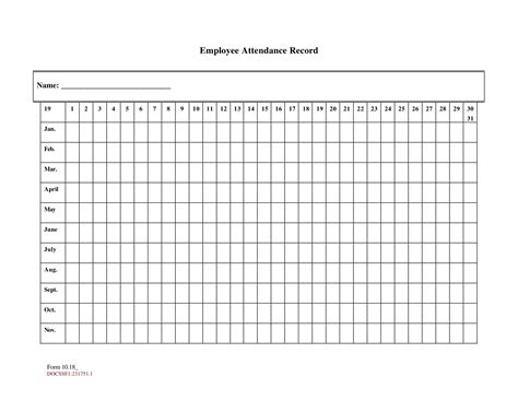 school attendance register and report free excel template v2