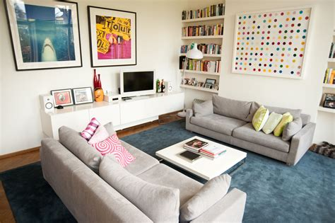 modern lifestyle cheery london apartment encouraging a modern lifestyle freshome com