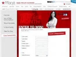 Macys Instant Win - macy sweepstakes sweepstakes advantage