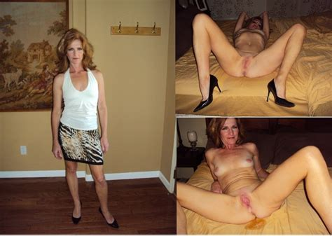 Milf Before And After Image 4 Fap