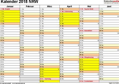 Schulferien Org Kalender 2018 Kalender 2018 Mit Feiertagen Und Schulferien