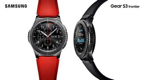 Sale Samsung Galaxy Gear S3 Frontier Original Promo Price Pp135 deal samsung s new gear s3 is on sale for 299 a 50 discount talkandroid