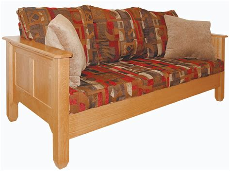 Shaker Style Sofa by Shaker Seating Sofa Ohio Hardwood Furniture