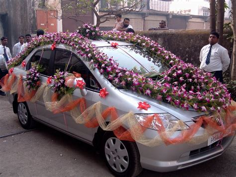 Wedding Car Prices by Wedding Car Decoration Photos India 2018 With Price