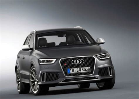 new audi q3 2014 2014 new audi rs q3 sport suv crossover oopscars