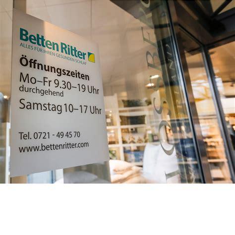 Betten Ritter Karlsruhe