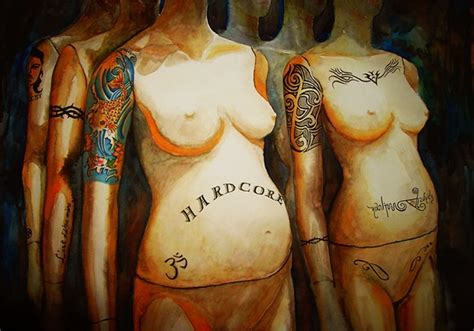 bandung tattoo competition shawn barber s tattoo series a redo on behance