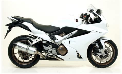 Arrow Motorrad by Arrow Exhausts Available For New Honda Interceptor